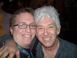 Ian McLagan and me